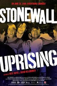 Stonewall Uprising Movie Poster
