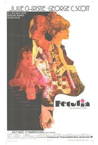 Petulia / The Music Lovers Movie Poster