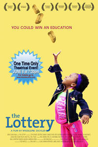 The Lottery Movie Poster
