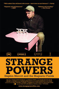 Strange Powers: Stephin Merritt and the Magnetic Fields Movie Poster