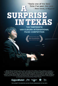 A Surprise in Texas Movie Poster