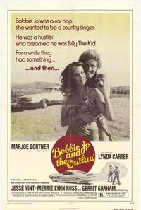 Bobbie Jo and the Outlaw / Truck Stop Women Movie Poster