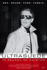 Ultrasuede: In Search of Halston Movie Poster