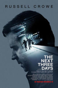 The Next Three Days Movie Poster