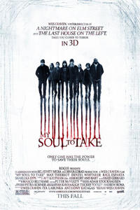 My Soul to Take 3D Movie Poster