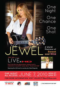 Jewel: Live Movie Poster