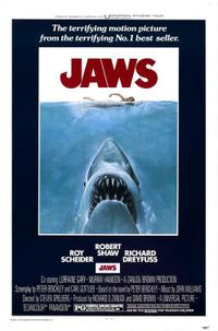 Jaws / Rocky Movie Poster