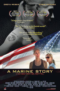 A Marine Story Movie Poster