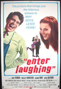 10 From Your Show of Shows / Enter Laughing Movie Poster