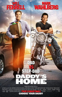 Daddy's Home (2015) Movie Poster