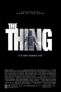 The Thing (2011) Movie Poster