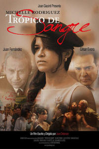 Tropico de Sangre Movie Poster