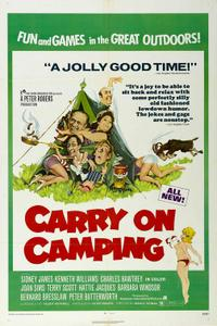 Kenneth Williams: Fantabulosa / Carry on Camping Movie Poster