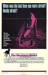 The Mephisto Waltz / The Burglar Movie Poster