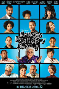Tyler Perry's Madea's Big Happy Family Movie Poster