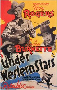 Under Western Stars / South of the Border Movie Poster