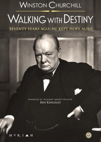 Winston Churchill: Walking With Destiny Movie Poster