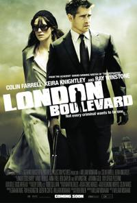 London Boulevard Movie Poster