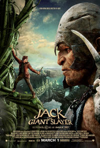 Jack the Giant Slayer 3D Movie Poster