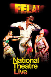 NT Live: Fela! Movie Poster