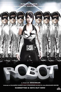 Robot Movie Poster