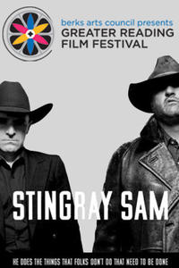 GR: STINGRAY SAM Movie Poster