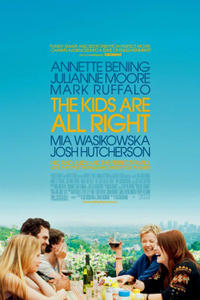 The Kids Are All Right / Sympathy for Delicious Movie Poster