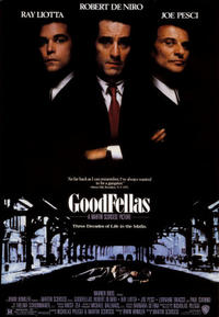 Goodfellas/Mean Streets Movie Poster