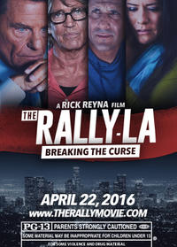 The Rally - LA Movie Poster