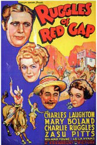 Ruggles of Red Gap / Remember Last Night? Movie Poster