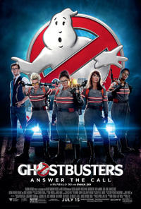Ghostbusters (2016) Movie Poster