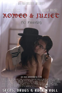 Romeo and Juliet in Yiddish Movie Poster