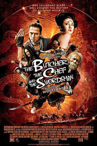 The Butcher, the Chef, and the Swordsman Movie Poster