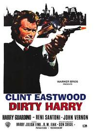 Dirty Harry/Cool Hand Luke Movie Poster