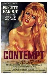 Contempt/Shoot the Piano Player Movie Poster