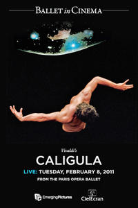 Caligula – Paris Opera Ballet Movie Poster