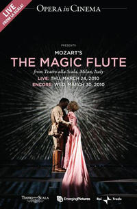 The Magic Flute (LIVE: La Scala) Movie Poster