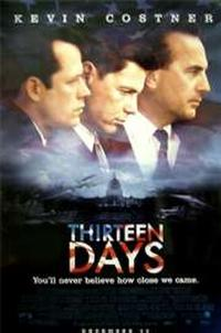 Thirteen Days Movie Poster