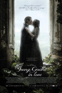 Young Goethe In Love Movie Poster