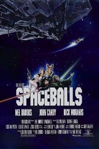 Spaceballs/Galaxy Quest Movie Poster