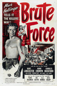 Brute Force/House of Numbers Movie Poster
