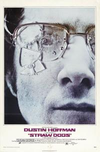 Straw Dogs / Junior Bonner Movie Poster