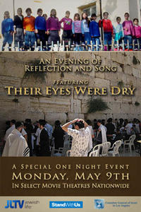 Their Eyes Were Dry Event Movie Poster