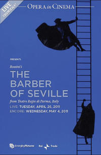 The Barber of Seville - Teatro Regio di Parma (LIVE) Movie Poster