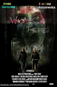 Who's There? Movie Poster