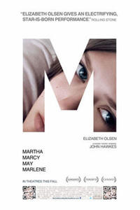 Martha Marcy May Marlene Movie Poster