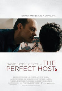 The Perfect Host Movie Poster
