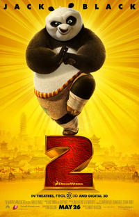 Kung Fu Panda 2: An IMAX 3D Experience Movie Poster
