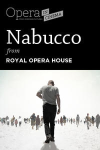 Nabucco (Royal Opera House) Movie Poster
