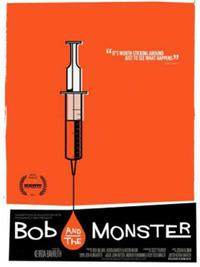 Bob and the Monster Movie Poster